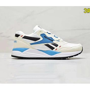 Reebok Royal Bridge Popular Men Breathable Sport Running Shoes Sneakers 3#