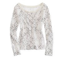 Aerie Printed Crew Neck Sweatshirt | Aerie for American Eagle