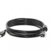 PS3 Controller Charge Cable, Black (6 Foot)