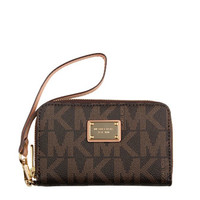 MICHAEL Michael Kors Exclusive Phone Wallet, MK Monogram
