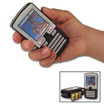 Secret Cell Phone Stun Gun w/ 1,000,000 Volts