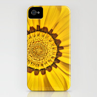 Gazania Close Up iPhone Case by Steve Purnell | Society6
