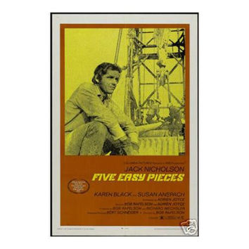 Five easy pieces Jack Nicholson