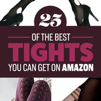 26 Of The Best Tights You Can Get On Amazon