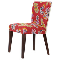 Kantha Side Chair, Red/violet, Side Chairs