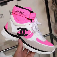 shosouvenir  Chanel  women's laces  sports shoes  casual shoes