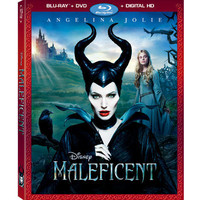 Maleficent (2 Discs) (Includes Digital Copy) (Blu-ray/DVD) (W)