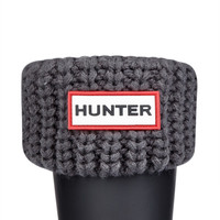 Hunter UK | Half-Cardigan Stitch Boot Socks | Official Site