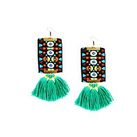 Tassel Earrings 13