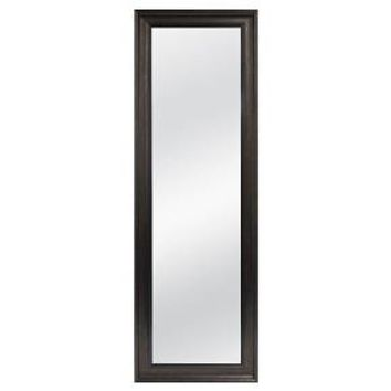 "Simply Extraordinary Leaner Mirror 60x20""- Classic Bronze - Threshold"