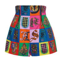 High Rise Graphic Short | Moda Operandi