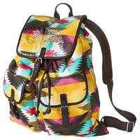 Mossimo Supply Co. Aztec Print with Sequins Backpack - Yellow