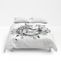 Little Fox Comforters by LouJah