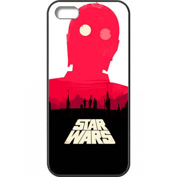 Star Wars - Star Wars Poster Case for iPhone 5 /5s /SE