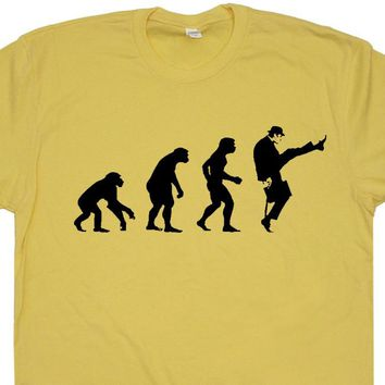 Monty Python T Shirt Silly Walks T Shirt Monty Python and the Holy Grail Tee