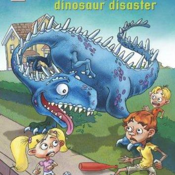 Dinosaur Disaster Looniverse. Scholastic Branches