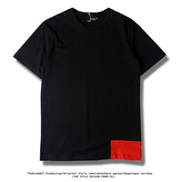 Summer Men's Fashion Hip-hop Style T-shirts [6541187267]