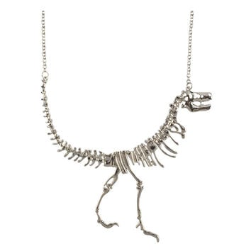 Dinosaur Statement Necklace