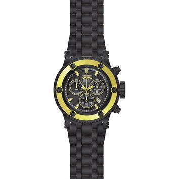 Invicta Men's 23926 Subaqua Quartz Chronograph Black Dial Watch