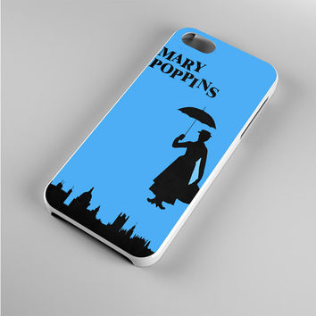Mary Poppins Black Iphone 5s Case