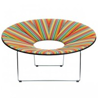 Ellipse 1/k12 chair, Millerstripe