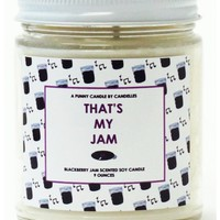 That's My Jam Candle by Candelles