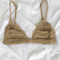 All Your Love Bralette - Natural