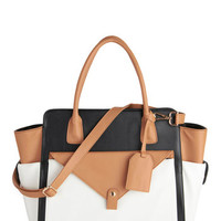 Structured Success Bag | Mod Retro Vintage Bags | ModCloth.com