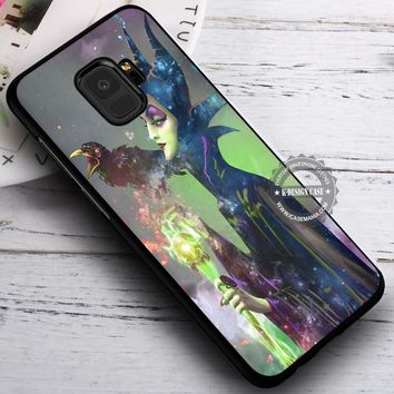 Maleficen Disney Sleeping Beauty iPhone X 8 7 Plus 6s Cases Samsung Galaxy S9 S8 Plus S7 edge NOTE 8 Covers #SamsungS9 #iphoneX