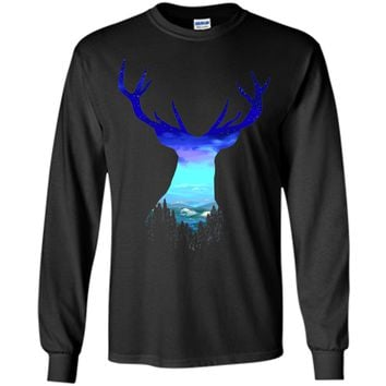 Adorable Deer Country Quilts 2017 T Shirt