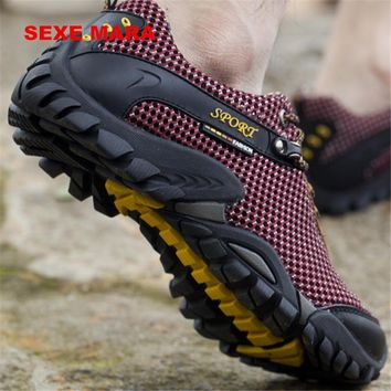 Men's Shoes Shoes men Sneakers men shoes Running Shoes for men Brand Anti-skid Off-road Jogging Walking Trainers HG71