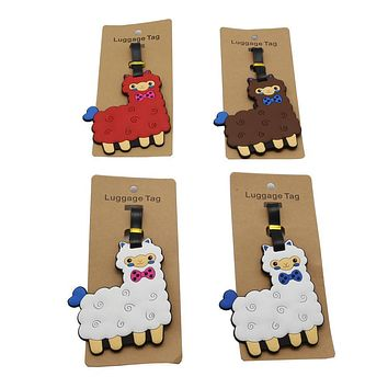 Alpaca My Bags Luggage Suitcase Tags