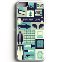 Supernatural Cartoon iPhone 7 Case | aneend