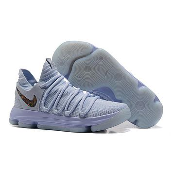 Nike Zoom Kevin Durant 10 Sneaker Men Basketball KD Sports Shoes 006