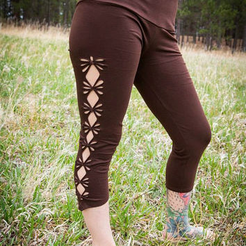 Cut Funky Pixie Faerie Leggings