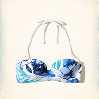 Girls Push-Up Multi-Way Bikini Top | Girls Swimwear | HollisterCo.com