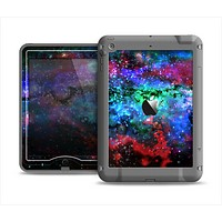 The Neon Colored Paint Universe Apple iPad Air LifeProof Nuud Case Skin Set