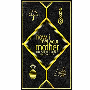 How I Met Your Mother DVD Complete Series Seasons 1-9 (DVD)