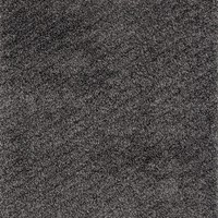 8087 Gray Shag Area Rugs