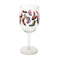 Bulk Brand-Name Shoe-Themed Wine Glasses, 10 oz. at DollarTree.com