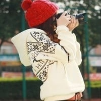 Korean Hoodies Sports Pullover Plus Size Hats [9245600644]