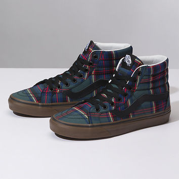 Tartan Gum SK8-Hi Reissue | Shop At Vans