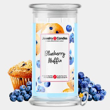 Blueberry Muffin Jewelry Candle®