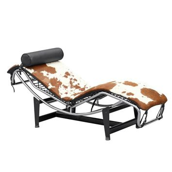 G-Shift Adjustable Chaise Lounge in Rustic Calico