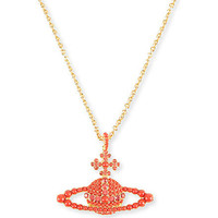 Treasured orb necklace - VIVIENNE WESTWOOD - Jewellery - Shop Accessories - Womenswear | selfridges.com
