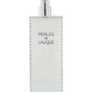 PERLES DE LALIQUE by Lalique EAU DE PARFUM SPRAY 3.4 OZ *TESTER