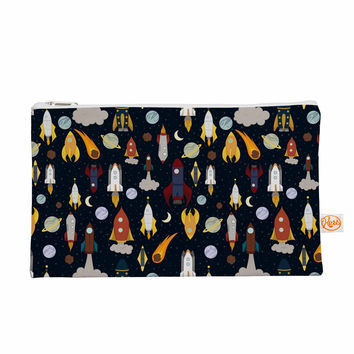 "Stephanie Vaeth ""Rockets"" Celestial Pattern Everything Bag"