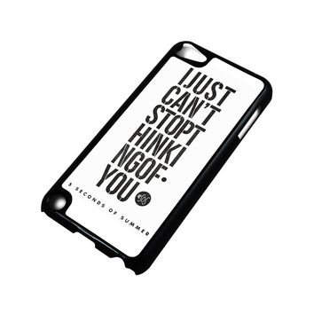 5 SECONDS OF SUMMER 6 5SOS iPod Touch 5 Case