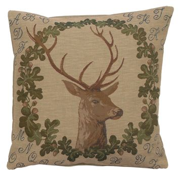 ABC Stag European Cushion
