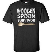 Wooden Spoon Survivor - Ultracotton T-shirt